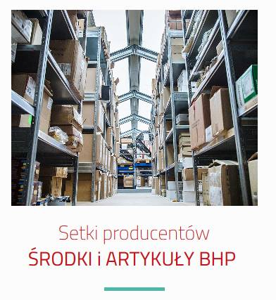 Setki produktów BHP od Elmar