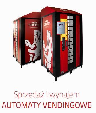sprzedaż i wynajem automatów vendingowych BHP
