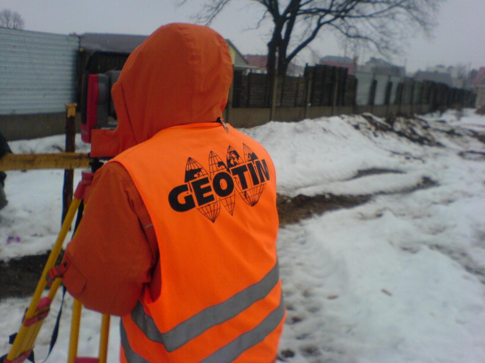 Geotim geodezja