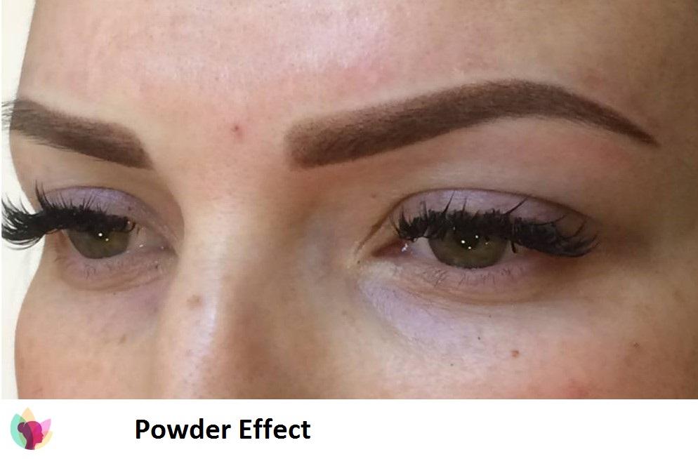 Efekt powder